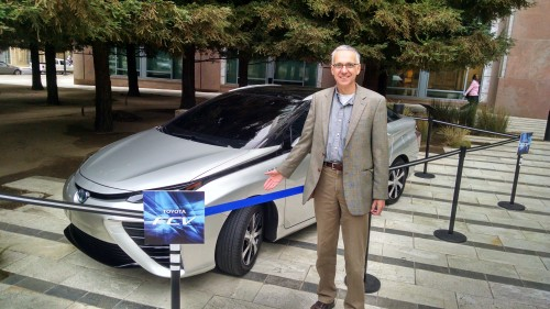 Hydrogen fuel conference